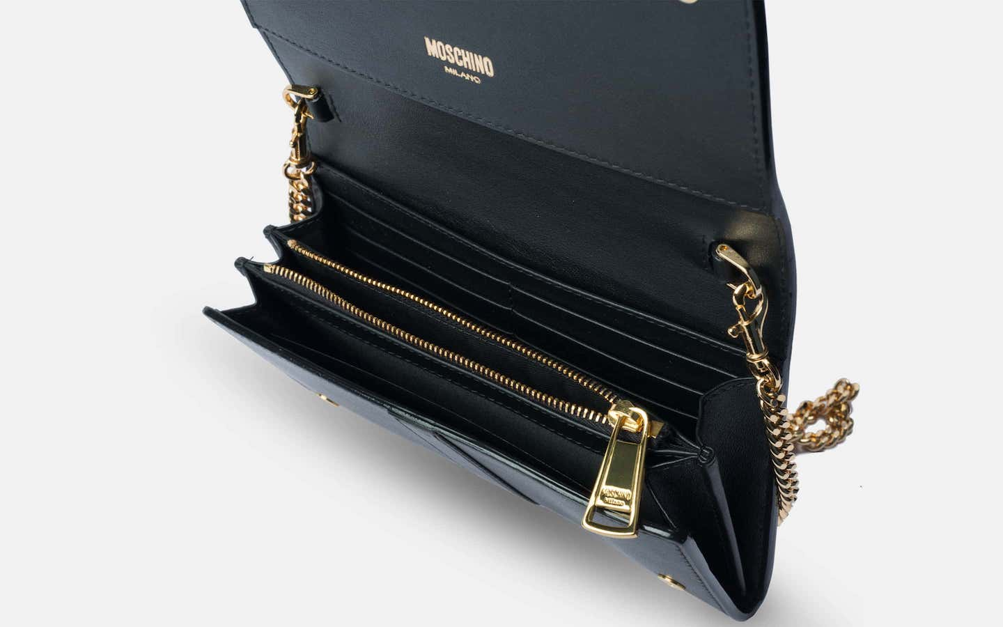 Moschino_Letters__Shoulder_Bag_Black_Clutch__Perspective-min