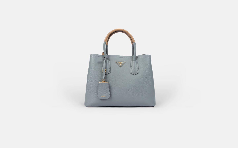 Prada_Saffiano_Bicolour_Cuir_Bag_Grey_Handbag_Front-min