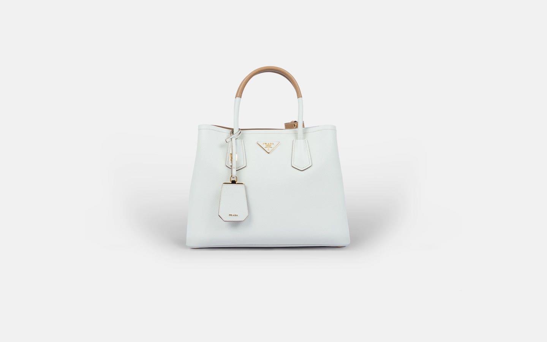 Prada_Saffiano_Bicolour_Cuir_Bag_White_Handbag_Front-min