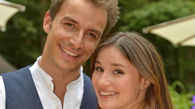 Max Alberti Und Seine Frau