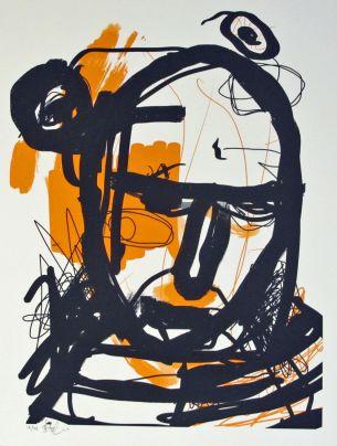Visual Artwork: Tenker etter by artist and creator Ståle Gerhardsen