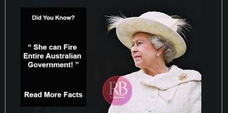 queen Elizabeth and her powers
