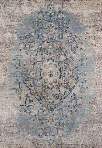 Blue Turkish General Life Style Rug