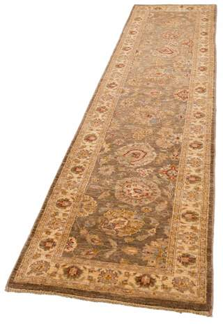 runner rug brown