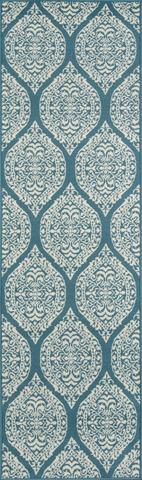 Blue Egyptian Rug 2