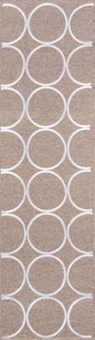 Neutral Indian Southwestern Rug 2