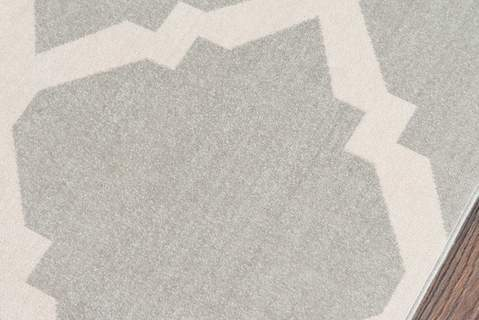 Grey Turkish Rug 1