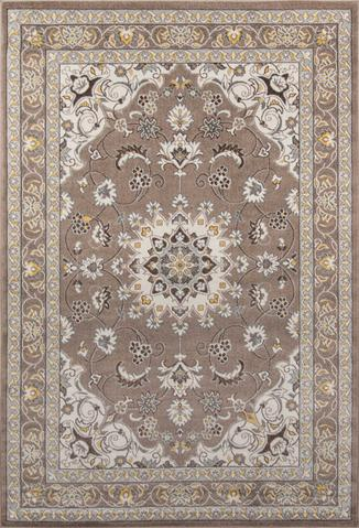Brown Turkish Rug