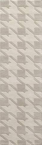 Grey Indian Transitional Kids Rug 2