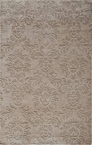 Sand Indian Modern Abstract Rug