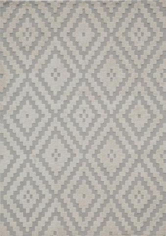 Steel Chinese Transitional Modern Rug