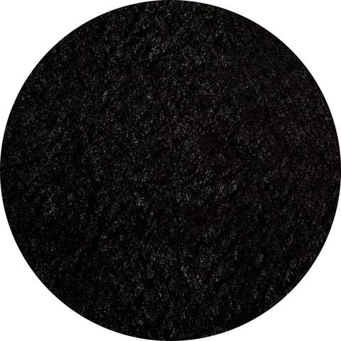 Black Chinese Transitional Shag Rug 2