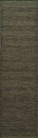 Smoke Indian Southwestern Flat Weave Rug 2
