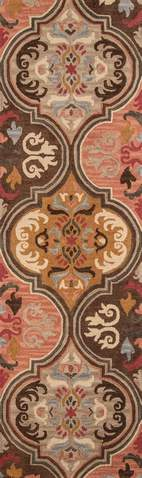 Multi Indian Indian Hand Tufted Rug 2