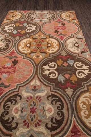 Multi Indian Indian Hand Tufted Rug 3