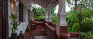 Villa Amelia - Assagao, Goa