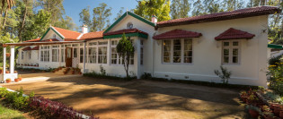 Milton Abbott Estate - an 1865 colonial era private bungalow estate by Ooty Golf Course
