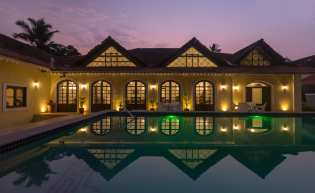 Private Beach Homes in Konkan