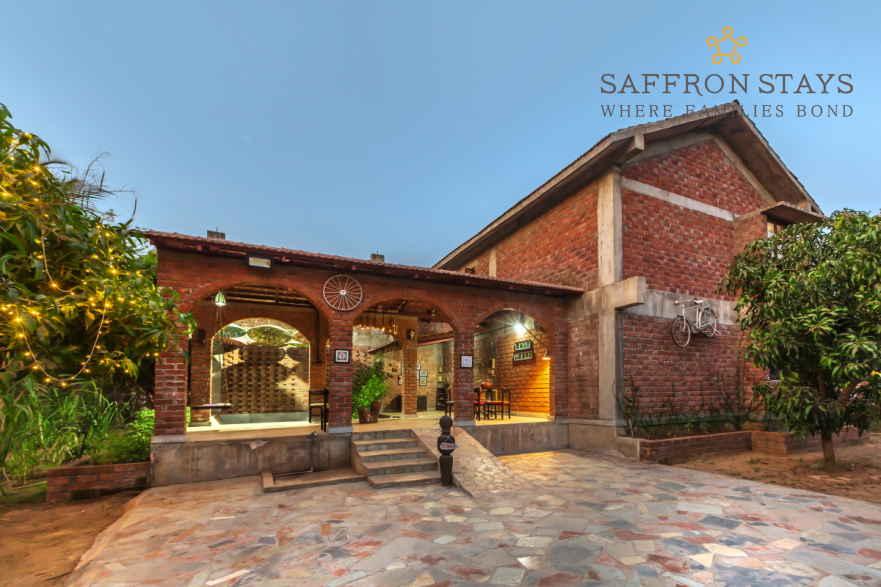 SaffronStays Image