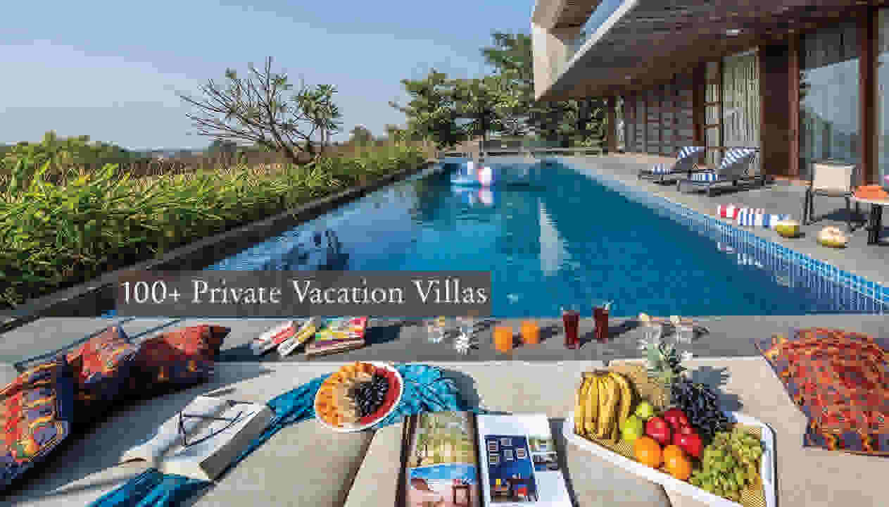 Luxury Private Vacation Hoomes in India