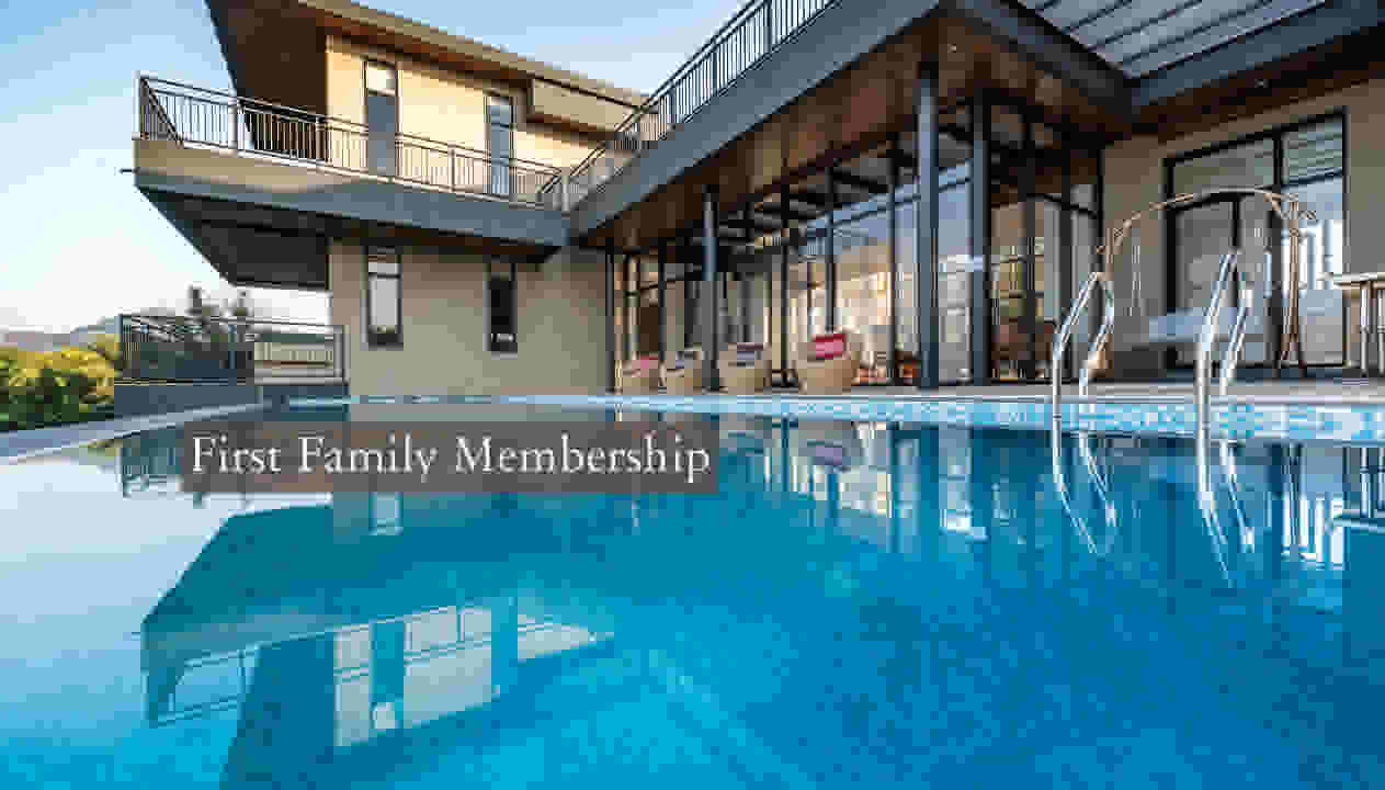 Membership Program to Private Luxury Vacation Homes