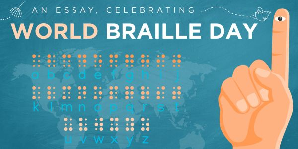 Celebrating World Braille Day - 4 January