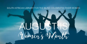 August is Women's Month