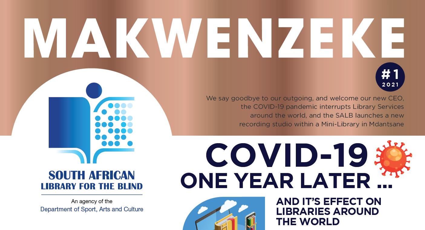 SALB Makwenzeke - First Edition