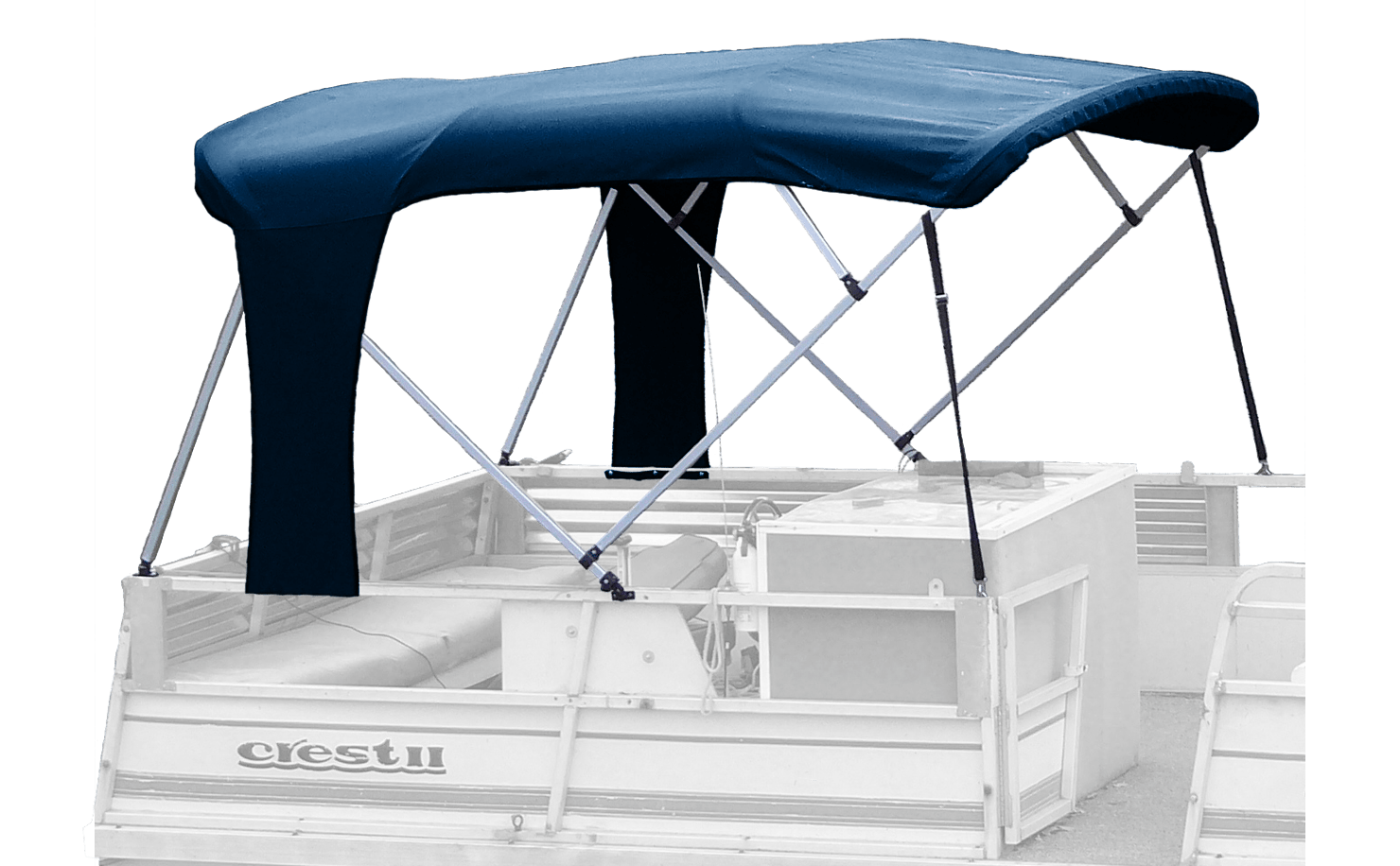 Bimini Tops for Pontoon Boats