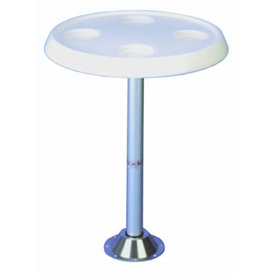 Todd table and pedestal