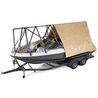 Navigloo Boat Shelter for Pontoon Boats