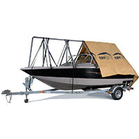 Navigloo Boat Shelter for Fishing Boats