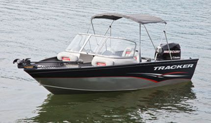 Bimini Top for Tracker Boats