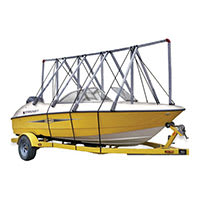 navigloo boat shelter