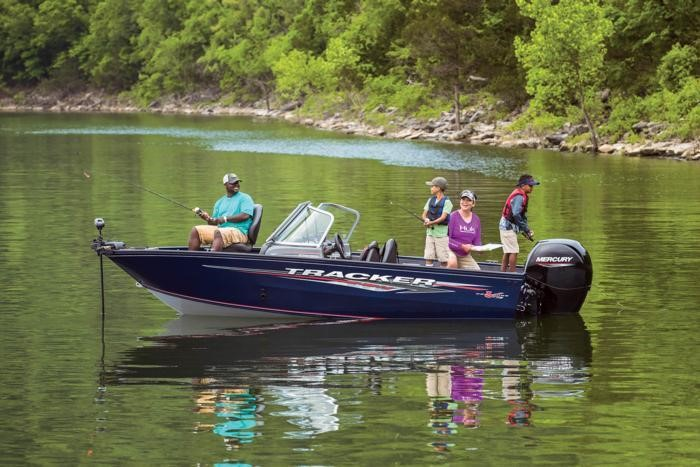 Fit Options for Tracker Boat Covers