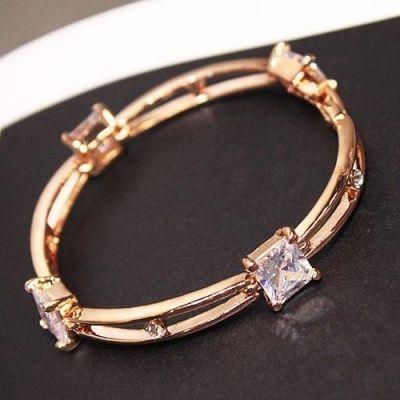 Stunning Zircon Bracelet