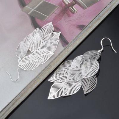 Leaves Bunch Earrings