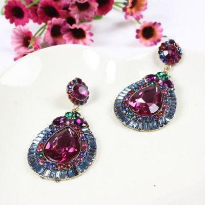 Alluring CZ Earrings