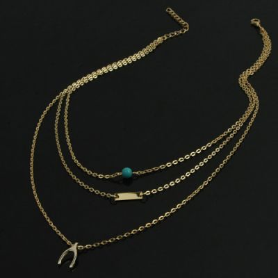 Multilayer Wild Necklace