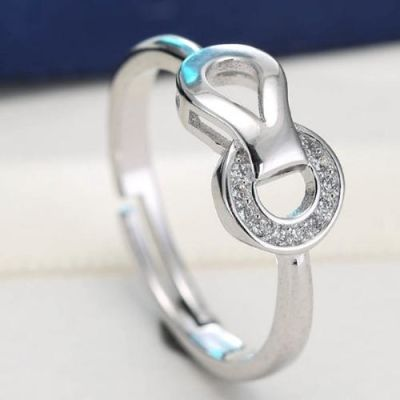 Lucky8 Ring
