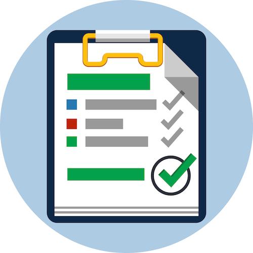 Checklist of goods