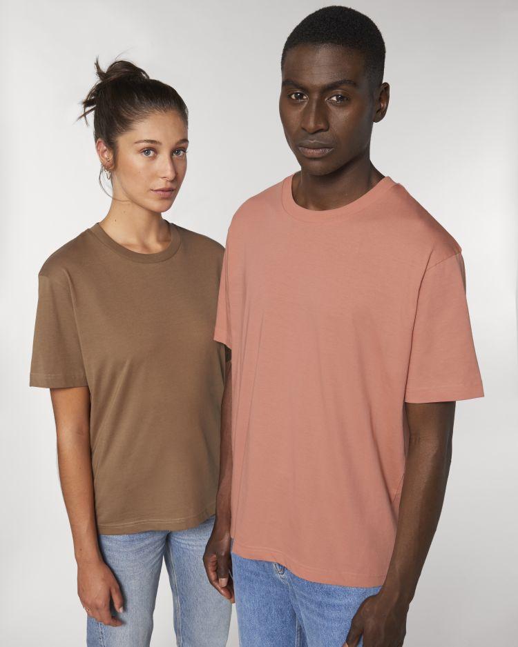 Fuser STTU759 Unisex Boxy T-Shirt Stanley/Stella