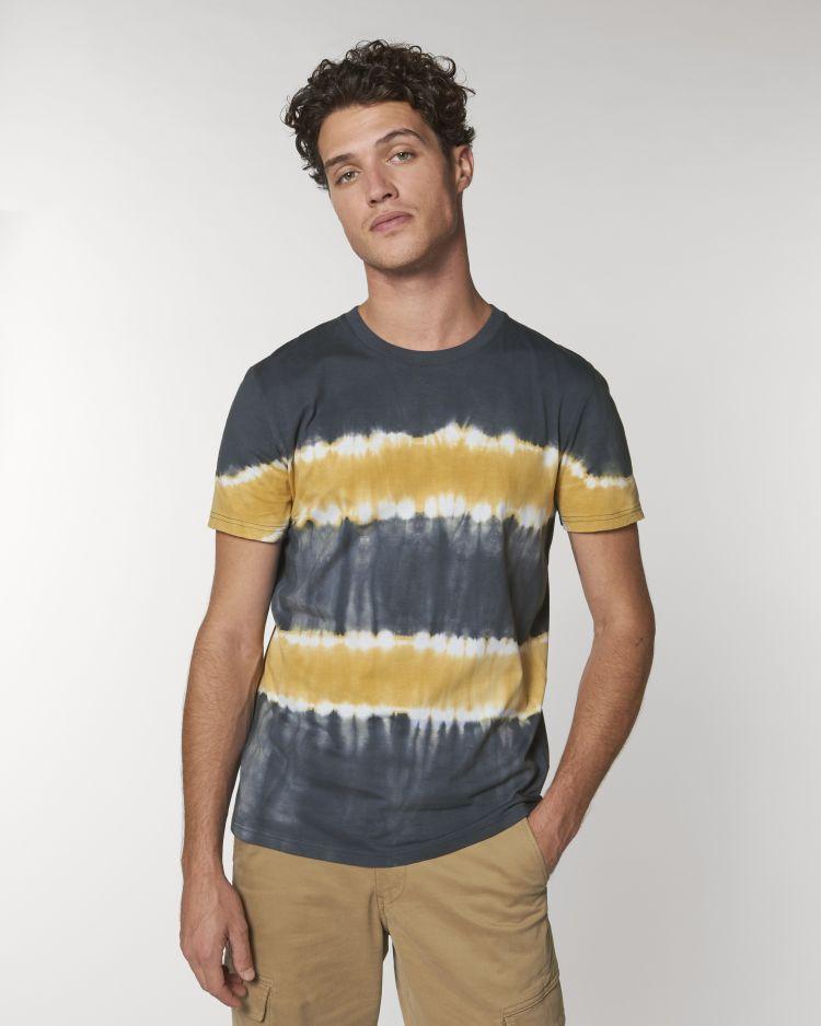 Unisex T-SHIRT CREATOR TIE AND DYE STTU757 Batik T-Shirt Stanley/Stella