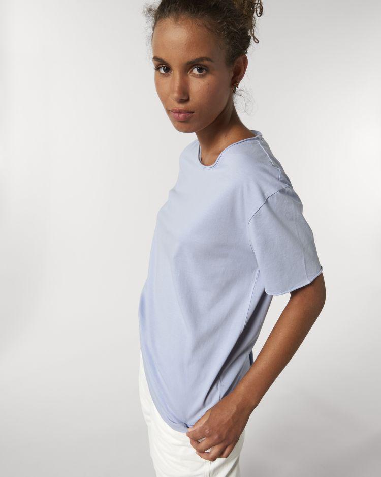 Fuser Dip Dye, The unisex dip dyed relaxed t-shirt STTU785 Stanley/Stella