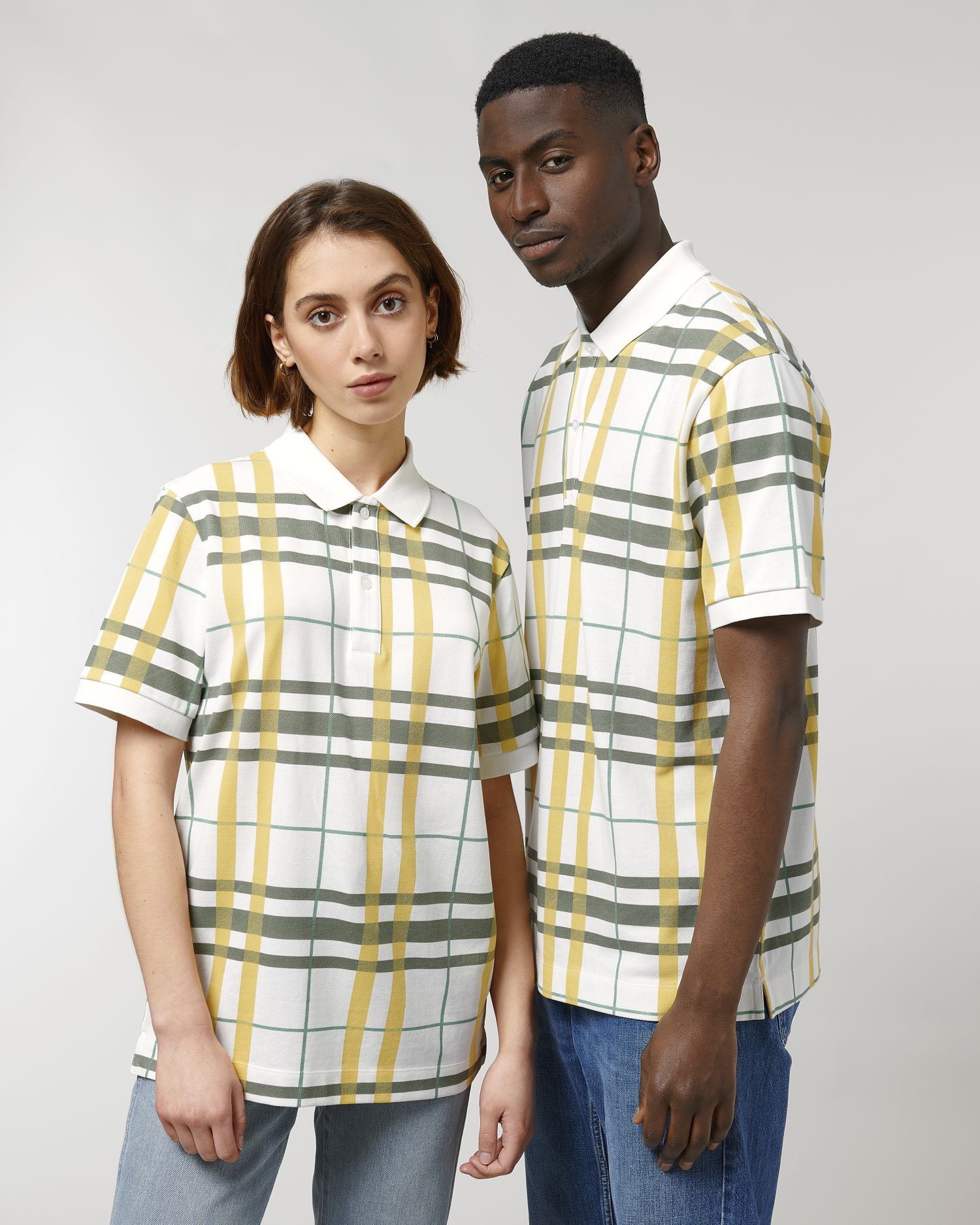 Prepster STPU336 Unisex AOP all over print Polo Stanley/Stella