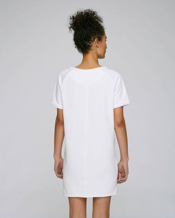 Stella Tenders - La robe sweat-shirt manches courtes