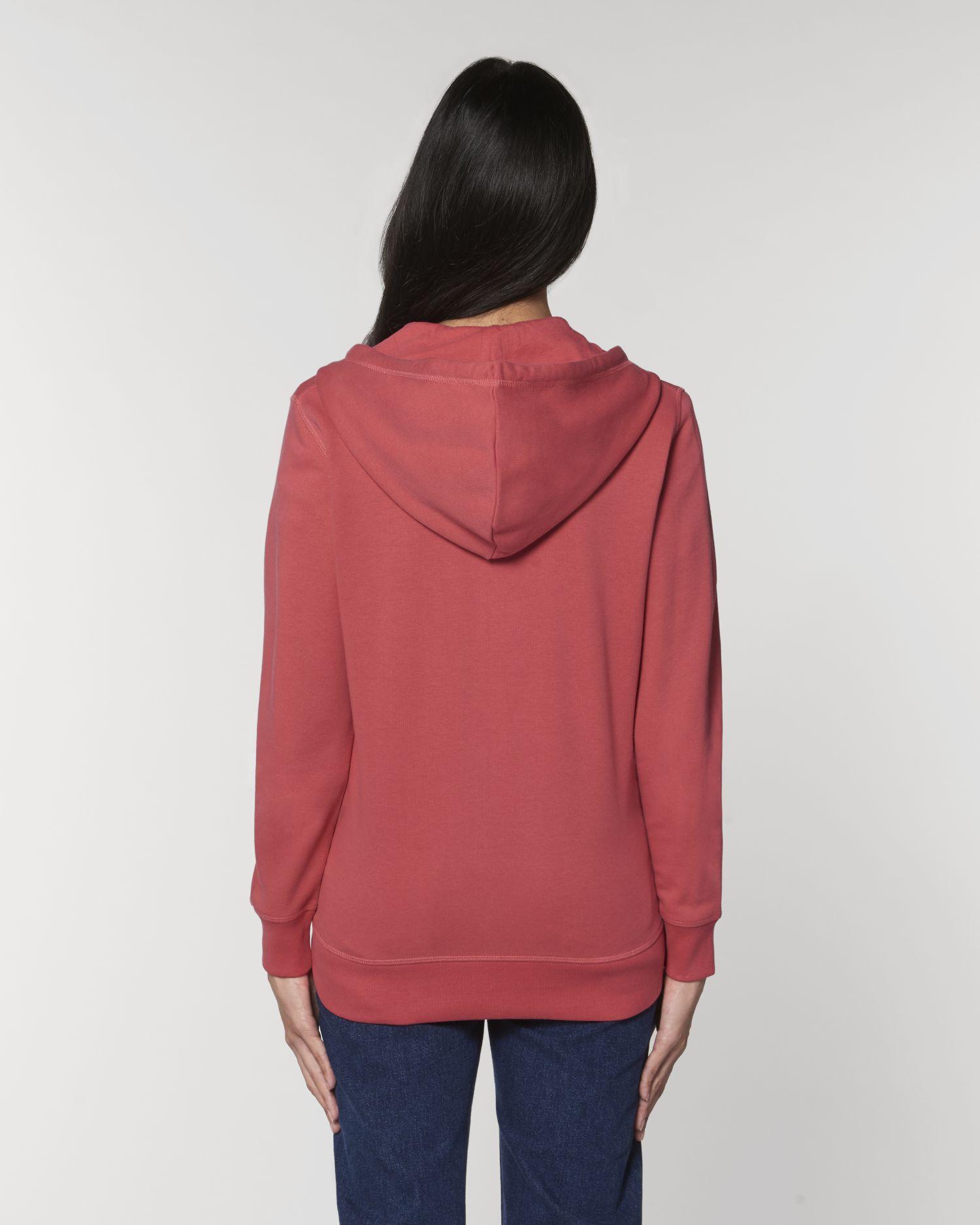 Connector - Le sweat-shirt zippé capuche essentiel unisexe