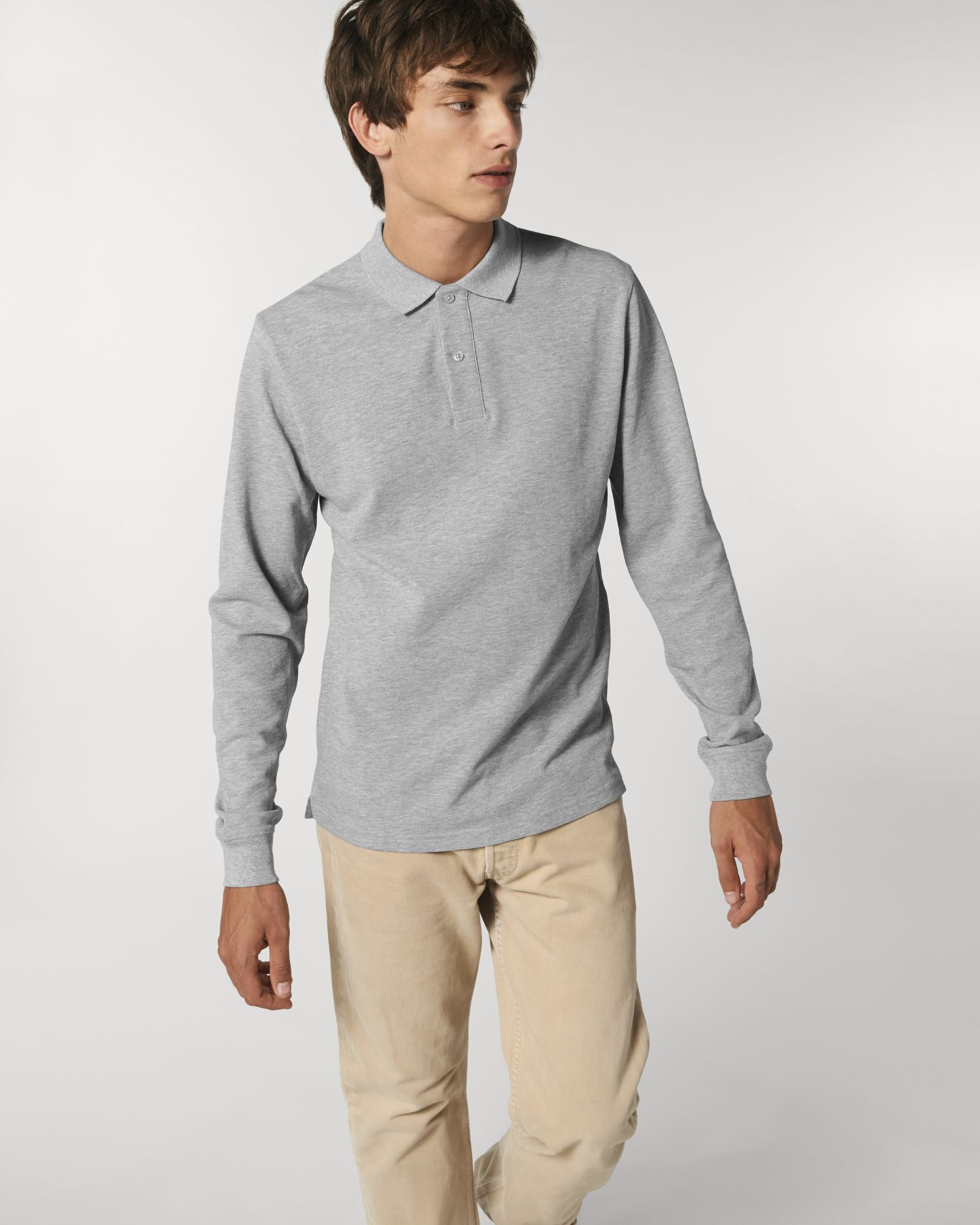 Stanley Dedicator Long Sleeve - Le polo homme manches longues