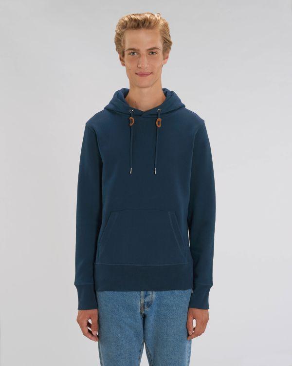 Tell - Le sweat-shirt capuche épais unisexe