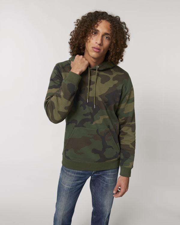 Cruiser AOP - Le sweatshirt col rond unisexe tie and dye